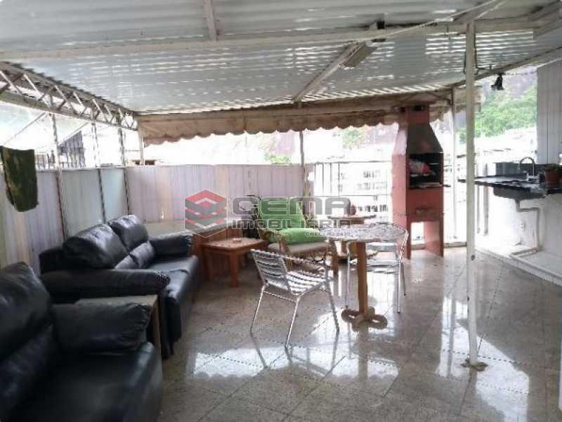 Terraço - Cobertura 2 quartos à venda Copacabana, Zona Sul RJ - R$ 900.000 - LACO20078 - 13