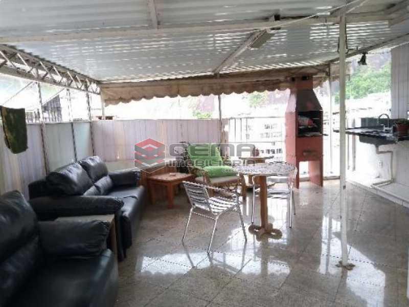 Terraço - Cobertura 2 quartos à venda Copacabana, Zona Sul RJ - R$ 900.000 - LACO20078 - 15