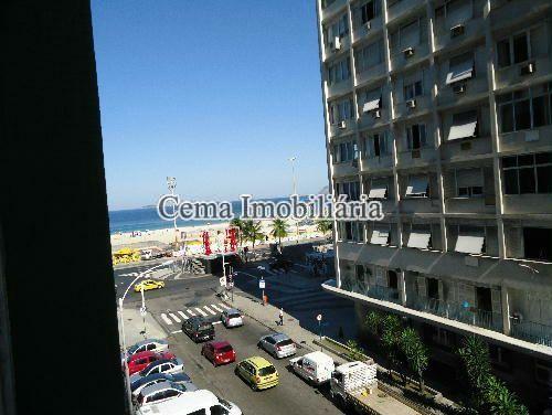 VISTA DO IMOVEL - Kitnet/Conjugado À Venda - Copacabana - Rio de Janeiro - RJ - LJ00778 - 3
