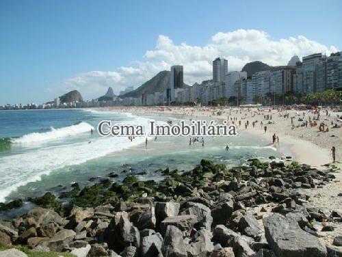 POSTAL - Kitnet/Conjugado À Venda - Copacabana - Rio de Janeiro - RJ - LJ00778 - 10