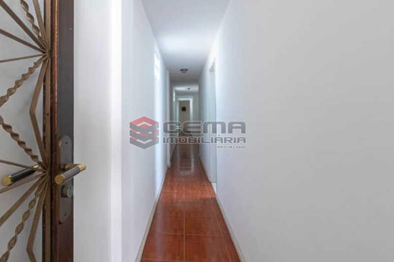CORREDOR - Cobertura linear, 3 quartos em Botafogo com vaga. - LACO30176 - 6