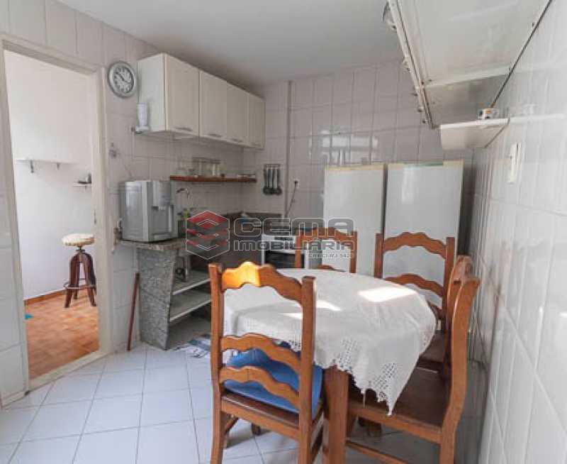 COZINHA - Cobertura linear, 3 quartos em Botafogo com vaga. - LACO30176 - 13