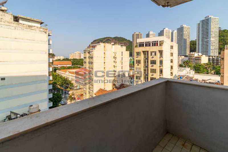 VARANDA - Cobertura linear, 3 quartos em Botafogo com vaga. - LACO30176 - 19