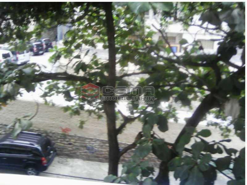 vista rua  - Kitnet/Conjugado À Venda - Glória - Rio de Janeiro - RJ - LAKI00830 - 5