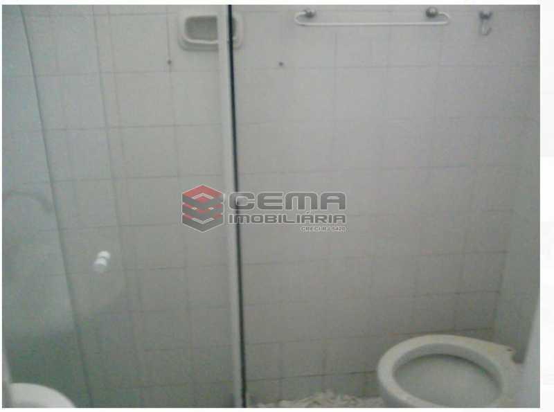 banheiro social - Kitnet/Conjugado À Venda - Glória - Rio de Janeiro - RJ - LAKI00830 - 17