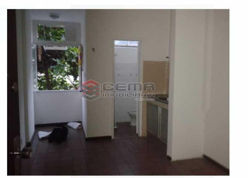 salão - Kitnet/Conjugado À Venda - Glória - Rio de Janeiro - RJ - LAKI00830 - 1