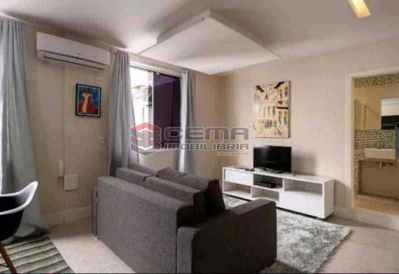 sala - Apartamento à venda Rua Conde Lages,Glória, Zona Centro RJ - R$ 800.000 - LAAP11548 - 7