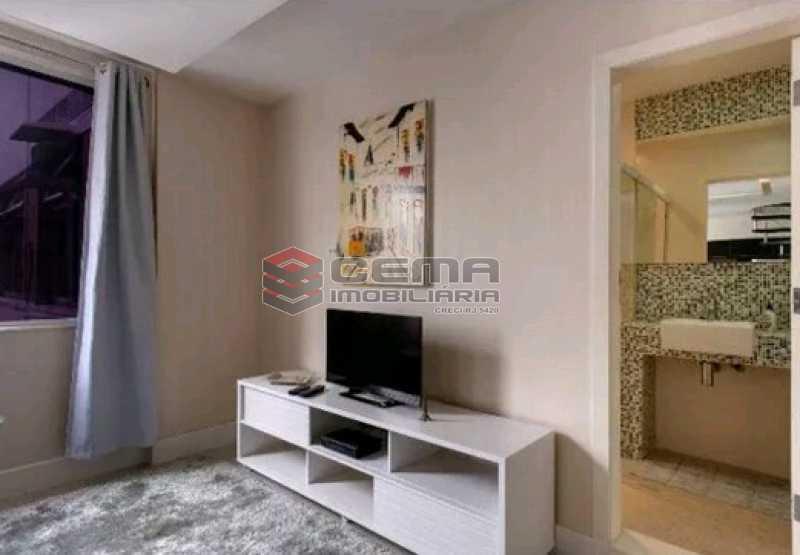 sala - Apartamento à venda Rua Conde Lages,Glória, Zona Centro RJ - R$ 800.000 - LAAP11548 - 8