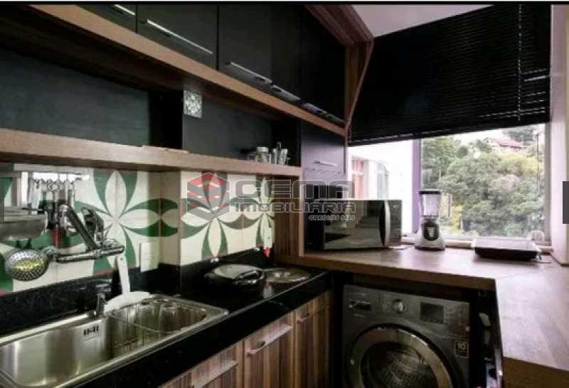 cozinha - Apartamento à venda Rua Conde Lages,Glória, Zona Centro RJ - R$ 800.000 - LAAP11548 - 10