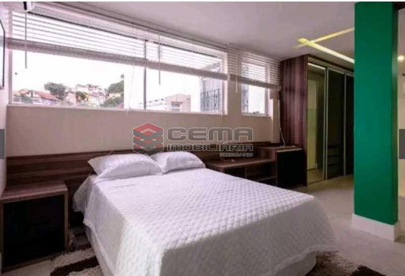 quarto 1 - Apartamento à venda Rua Conde Lages,Glória, Zona Centro RJ - R$ 800.000 - LAAP11548 - 11