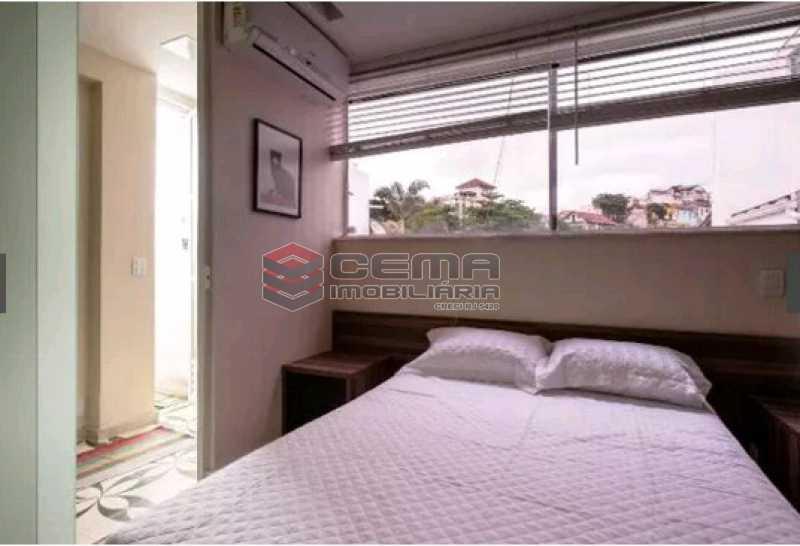 quarto 1 - Apartamento à venda Rua Conde Lages,Glória, Zona Centro RJ - R$ 800.000 - LAAP11548 - 12