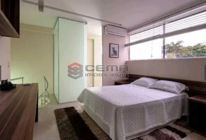 quarto 1 - Apartamento à venda Rua Conde Lages,Glória, Zona Centro RJ - R$ 800.000 - LAAP11548 - 13