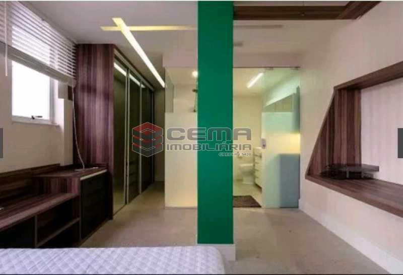 quarto 1 - Apartamento à venda Rua Conde Lages,Glória, Zona Centro RJ - R$ 800.000 - LAAP11548 - 15