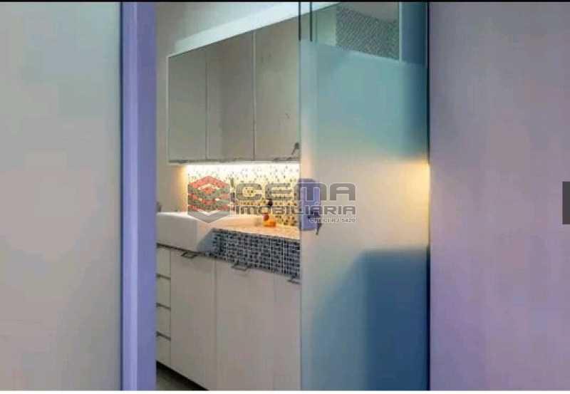 suíte - Apartamento à venda Rua Conde Lages,Glória, Zona Centro RJ - R$ 800.000 - LAAP11548 - 16