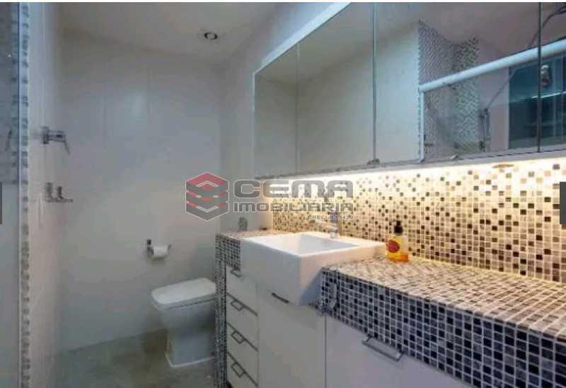 suíte - Apartamento à venda Rua Conde Lages,Glória, Zona Centro RJ - R$ 800.000 - LAAP11548 - 17