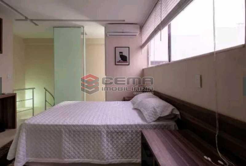 quarto 1 - Apartamento à venda Rua Conde Lages,Glória, Zona Centro RJ - R$ 800.000 - LAAP11548 - 14