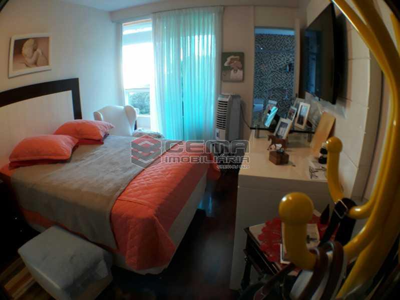 quarto 1 - Apartamento À Venda - Rio de Janeiro - RJ - Flamengo - LAAP22719 - 11