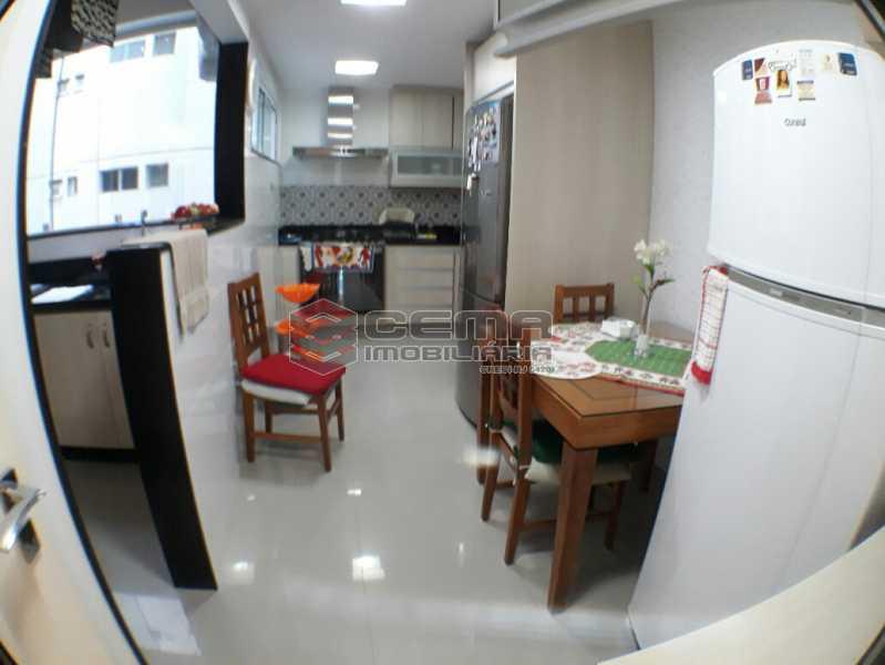 cozinha - Apartamento À Venda - Rio de Janeiro - RJ - Flamengo - LAAP22719 - 16