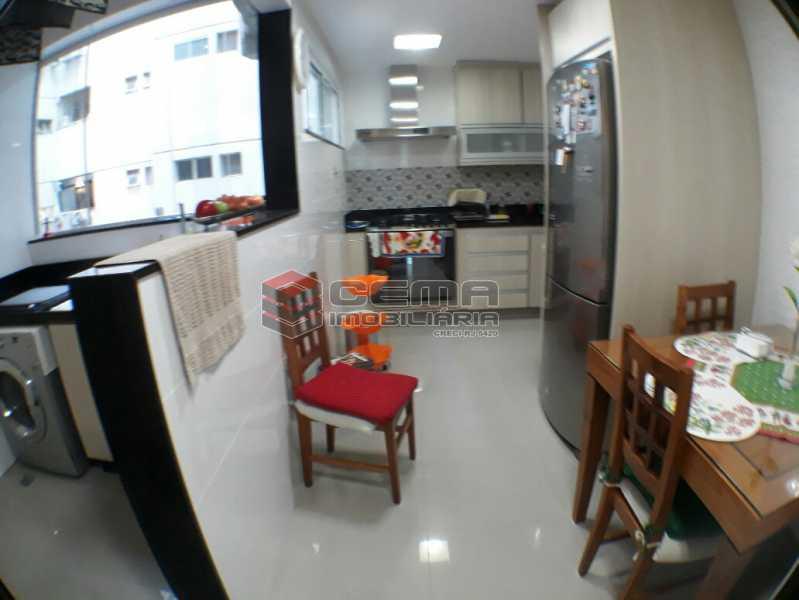 cozinha - Apartamento À Venda - Rio de Janeiro - RJ - Flamengo - LAAP22719 - 19