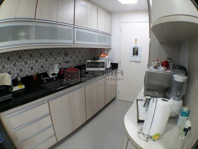 cozinha - Apartamento À Venda - Rio de Janeiro - RJ - Flamengo - LAAP22719 - 17