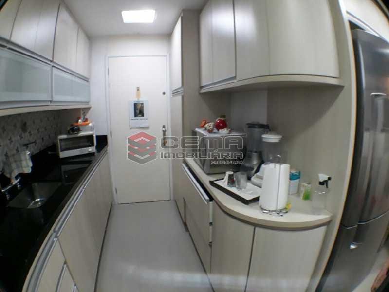 cozinha - Apartamento À Venda - Rio de Janeiro - RJ - Flamengo - LAAP22719 - 18