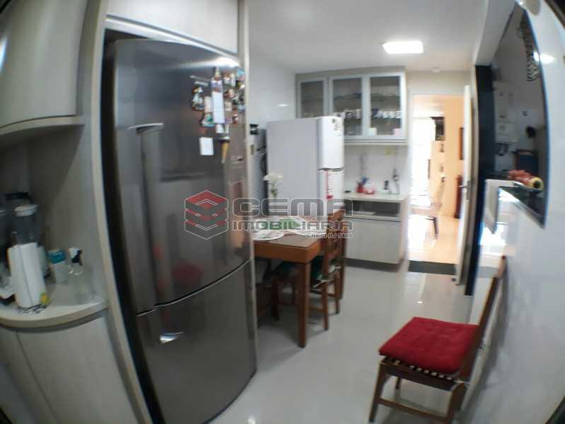 cozinha - Apartamento À Venda - Rio de Janeiro - RJ - Flamengo - LAAP22719 - 15