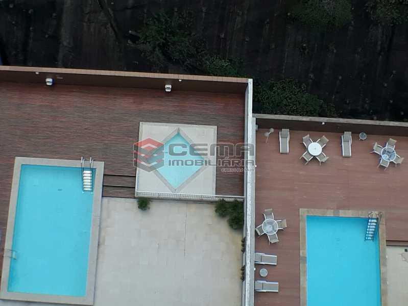 Piscina prédio - Apartamento À Venda - Rio de Janeiro - RJ - Flamengo - LAAP22719 - 8