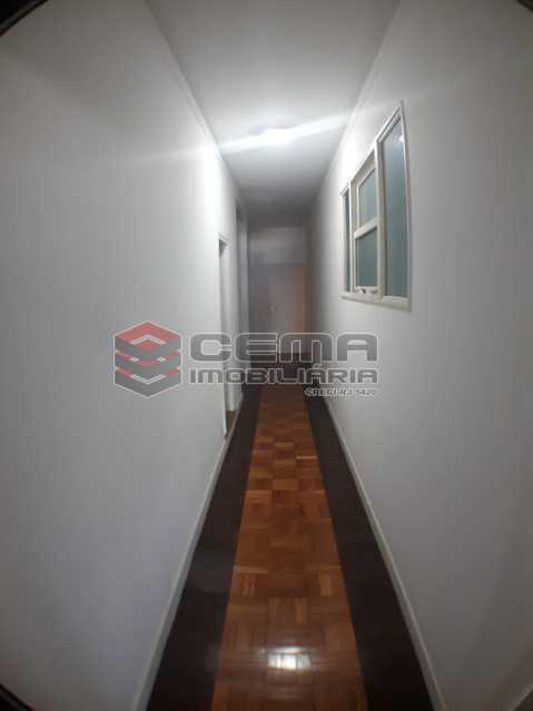 cirlulação - Atlântica. Apartamento 4 quartos com 2 vagas. - LAAP40495 - 12