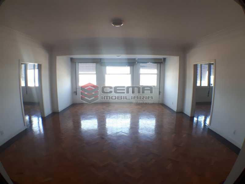 sala 1 - Atlântica. Apartamento 4 quartos com 2 vagas. - LAAP40495 - 4