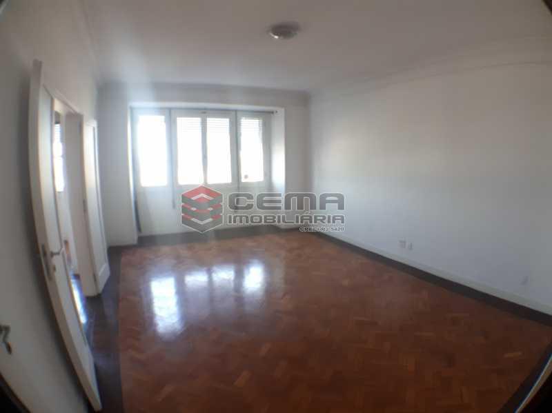 sala3 - Atlântica. Apartamento 4 quartos com 2 vagas. - LAAP40495 - 9