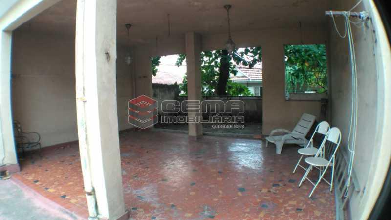 terraço - Casa À Venda - Vila Isabel - Rio de Janeiro - RJ - LACA30053 - 21