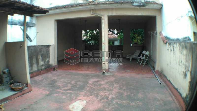 terraço - Casa À Venda - Vila Isabel - Rio de Janeiro - RJ - LACA30053 - 22