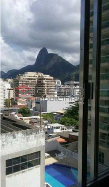 1 - Apartamento 1 quarto à venda Botafogo, Zona Sul RJ - R$ 410.000 - LAAP11576 - 3