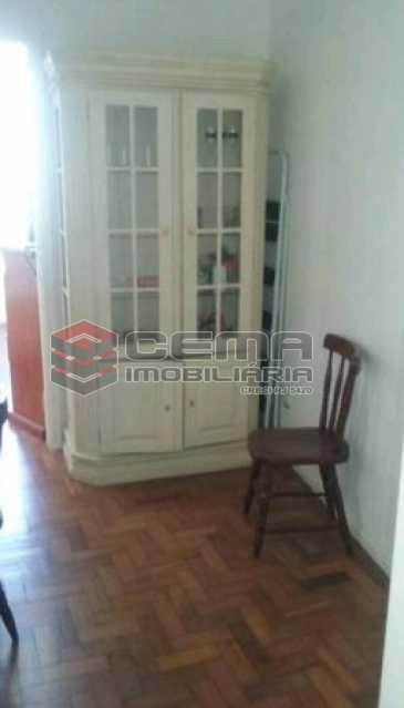 6 - Apartamento 1 quarto à venda Botafogo, Zona Sul RJ - R$ 410.000 - LAAP11576 - 1