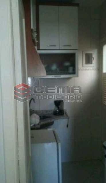 8 - Apartamento 1 quarto à venda Botafogo, Zona Sul RJ - R$ 410.000 - LAAP11576 - 8