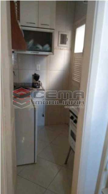 9 - Apartamento 1 quarto à venda Botafogo, Zona Sul RJ - R$ 410.000 - LAAP11576 - 5