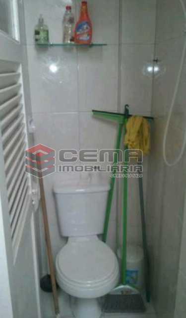 12 - Apartamento 1 quarto à venda Botafogo, Zona Sul RJ - R$ 410.000 - LAAP11576 - 15