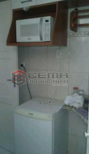 16 - Apartamento 1 quarto à venda Botafogo, Zona Sul RJ - R$ 410.000 - LAAP11576 - 7