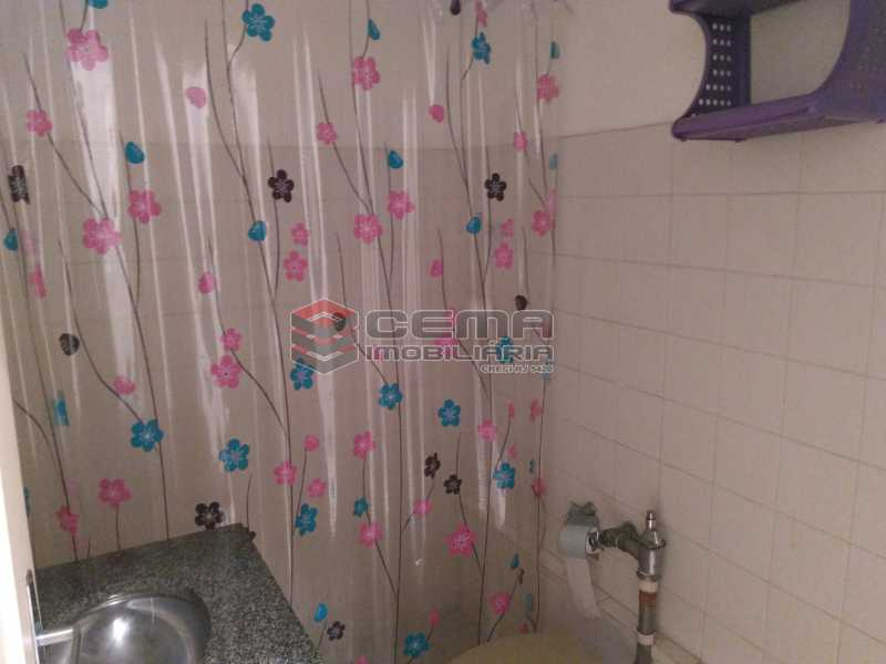 4.2.banheiro - Sala Comercial 32m² à venda Rua Siqueira Campos,Copacabana, Zona Sul RJ - R$ 300.000 - LASL00325 - 10