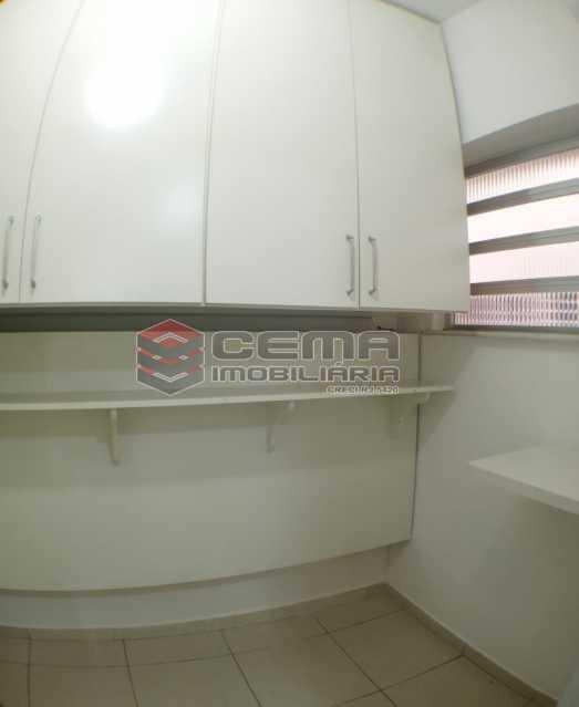 Dep. de serviço - Apartamento 1 quarto para alugar Glória, Zona Sul RJ - R$ 1.600 - LAAP11582 - 21