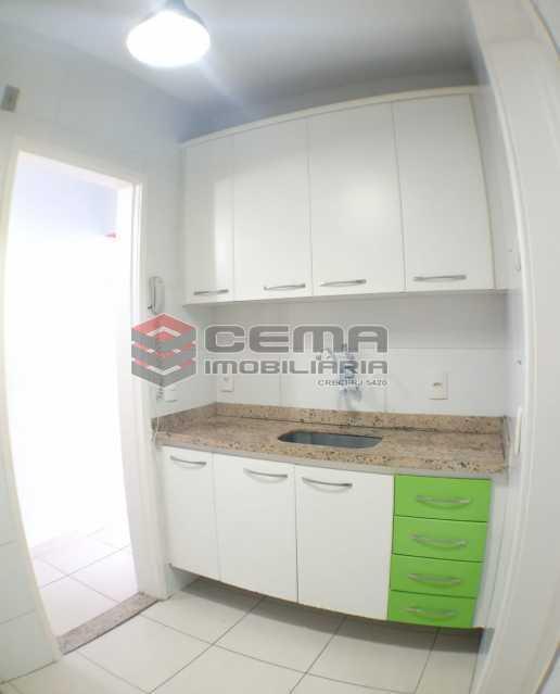 Cozinha - Apartamento 1 quarto para alugar Glória, Zona Sul RJ - R$ 1.600 - LAAP11582 - 15
