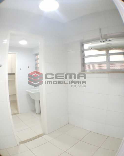 Cozinha - Apartamento 1 quarto para alugar Glória, Zona Sul RJ - R$ 1.600 - LAAP11582 - 17