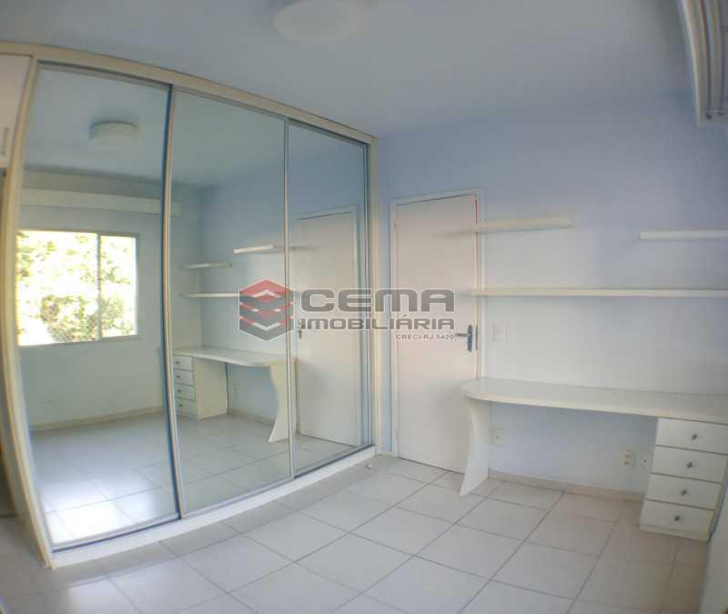 Suíte - Apartamento 1 quarto para alugar Glória, Zona Sul RJ - R$ 1.600 - LAAP11582 - 12