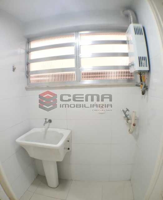 Área de serviço - Apartamento 1 quarto para alugar Glória, Zona Sul RJ - R$ 1.600 - LAAP11582 - 18