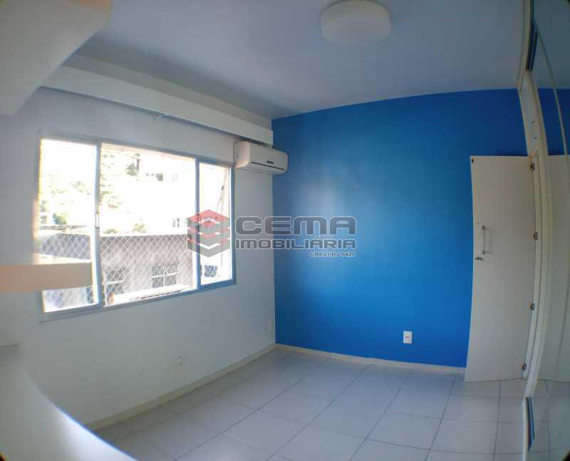 Suíte - Apartamento 1 quarto para alugar Glória, Zona Sul RJ - R$ 1.600 - LAAP11582 - 11