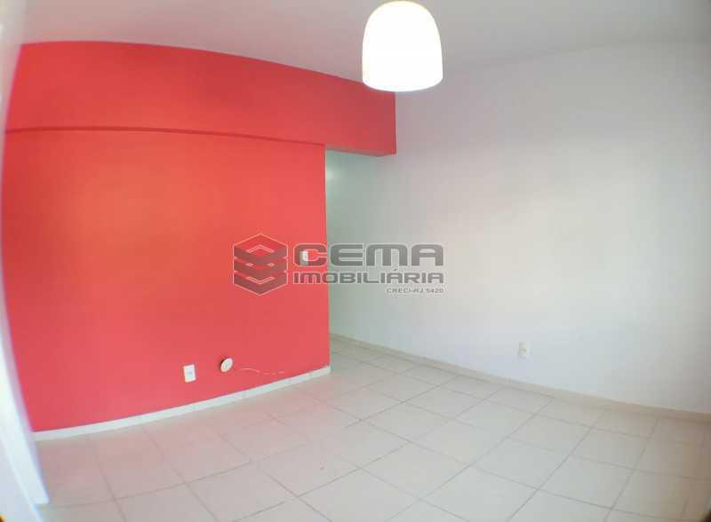 Sala - Apartamento 1 quarto para alugar Glória, Zona Sul RJ - R$ 1.600 - LAAP11582 - 8