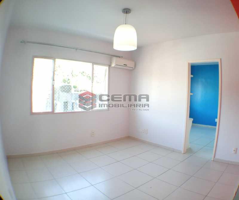 Sala - Apartamento 1 quarto para alugar Glória, Zona Sul RJ - R$ 1.600 - LAAP11582 - 9