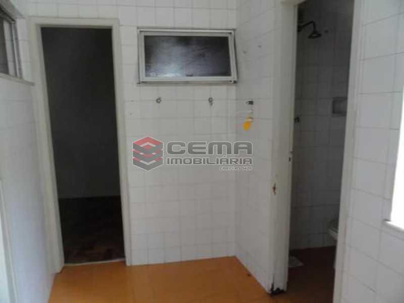 Dependências de Empregada - Apartamento 2 quartos para alugar Tijuca, Zona Norte RJ - R$ 1.250 - LAAP22805 - 9