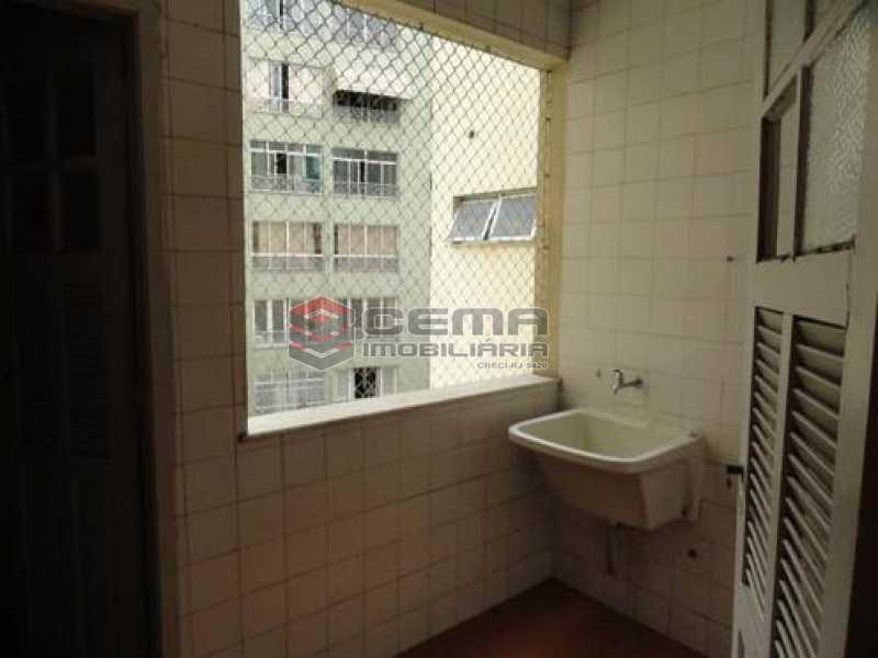 Área de Serviço - Apartamento 2 quartos para alugar Tijuca, Zona Norte RJ - R$ 1.250 - LAAP22805 - 10