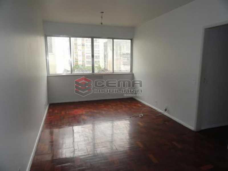 Sala - Apartamento 2 quartos para alugar Tijuca, Zona Norte RJ - R$ 1.250 - LAAP22805 - 1